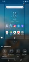 Launcher settings - Asus Zenfone 5z review