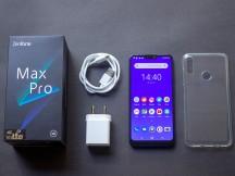 Box contents - Asus Zenfone Max Pro M2  ZB631KL review