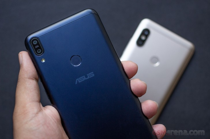 Asus Zenfone Max Pro M1 hands-on review - GSMArena com tests