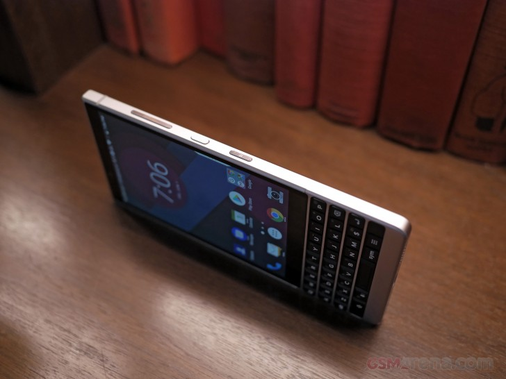 BlackBerry Key2 hands-on review: Software, conclusion