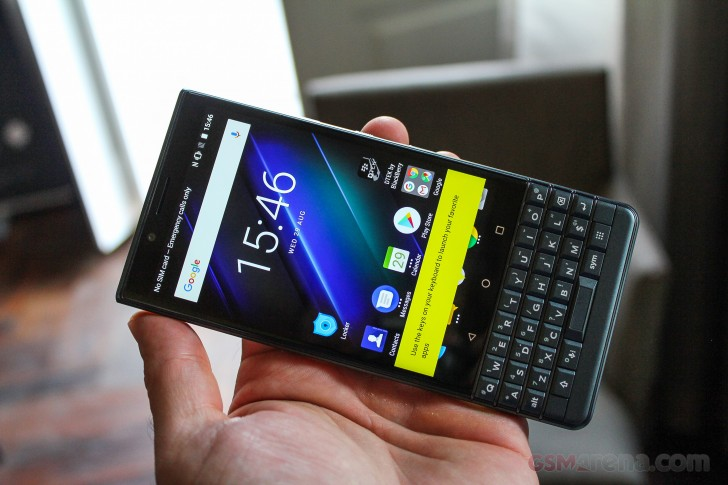 BlackBerry KEY2 LE hands-on review: Performance, Camera, Software
