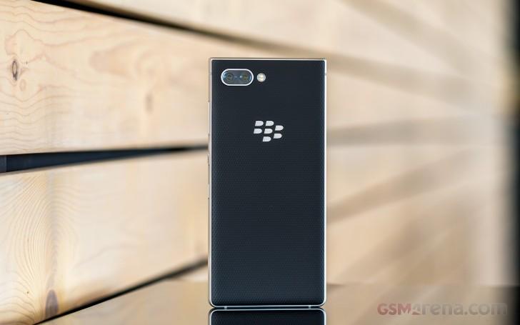 BlackBerry KEY2 review - GSMArena com tests