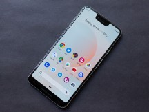 Front side - Google Pixel 3 XL review