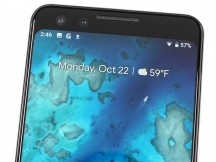Top bezel stuff - Google Pixel 3 review