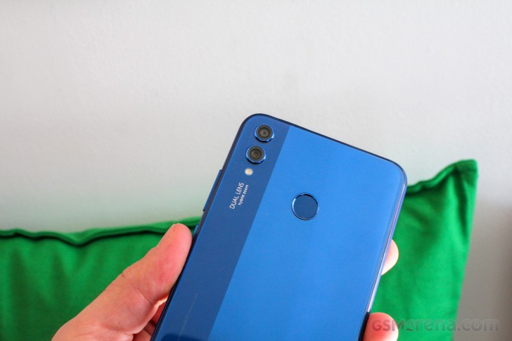 Honor 8X hands-on review: Internals, Performance, Camera
