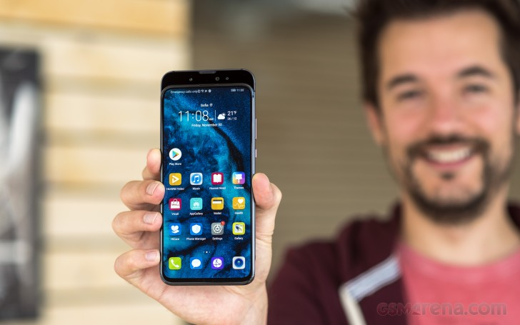Honor Magic 2 review: User interface, performance