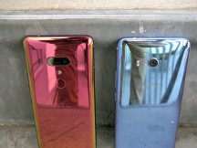 HTC U12+ next to the U11 - HTC U12+ hands-on review