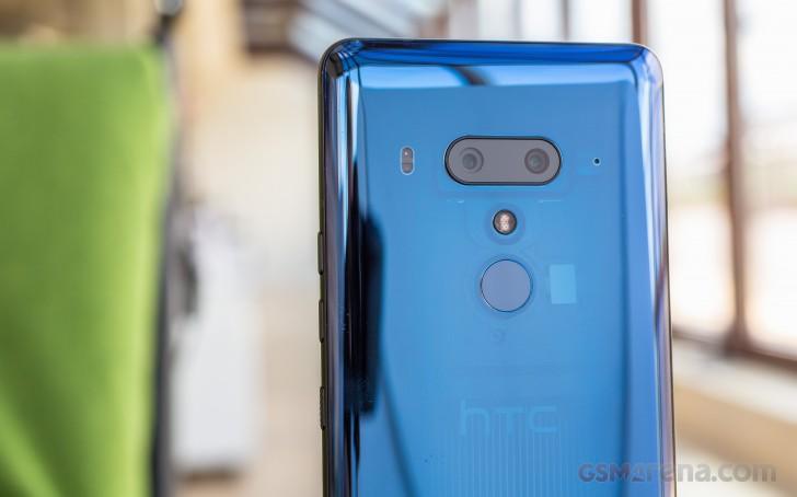 HTC U12+ review: Camera