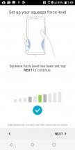 Setting up Edge Sense - HTC U12 Plus Review review
