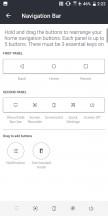 Nav bar: second panel - HTC U12 Plus Review review