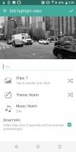Zoe Video editor - HTC U12 Plus Review review
