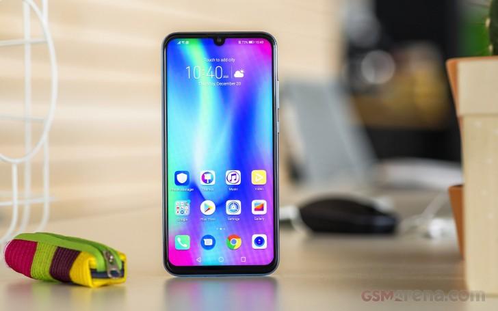 Huawei Honor 10 Lite review