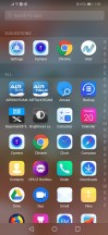 Home screen, app drawer and the lockscreen - Huawei Honor 10 Lite review