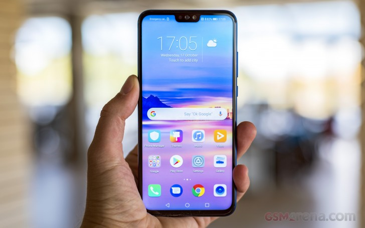 Honor 8X review: Software and performance