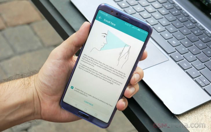 Honor View 10 review: Software and performance