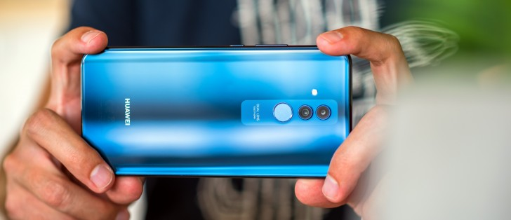 Huawei Mate 20 lite review: User interface, performance