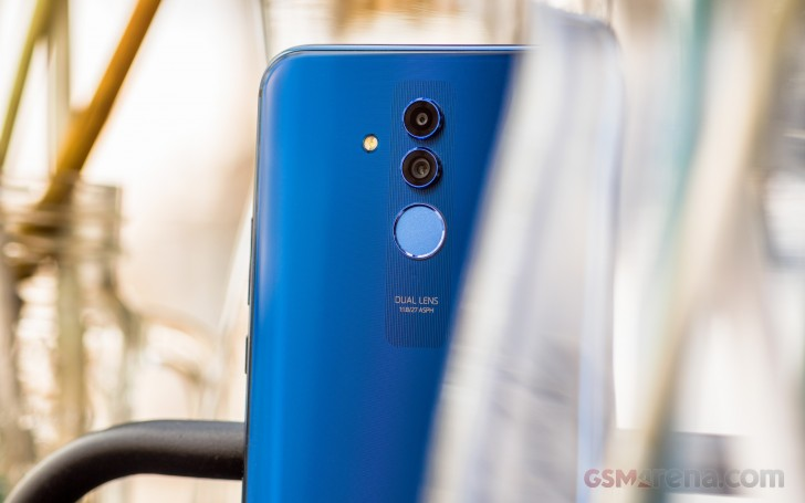 Huawei Mate 20 lite review: Camera and still image quality