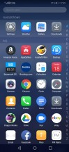 App drawer - Huawei Mate 20 lite review