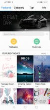 Themes - Huawei Mate 20 lite review