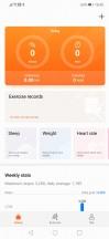 Huawei Health - Huawei Mate 20 lite review