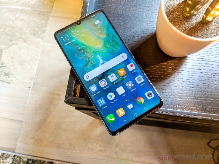 Huawei Mate 20, 20 Pro, and 20 X hands-on review: Huawei Mate 20 X