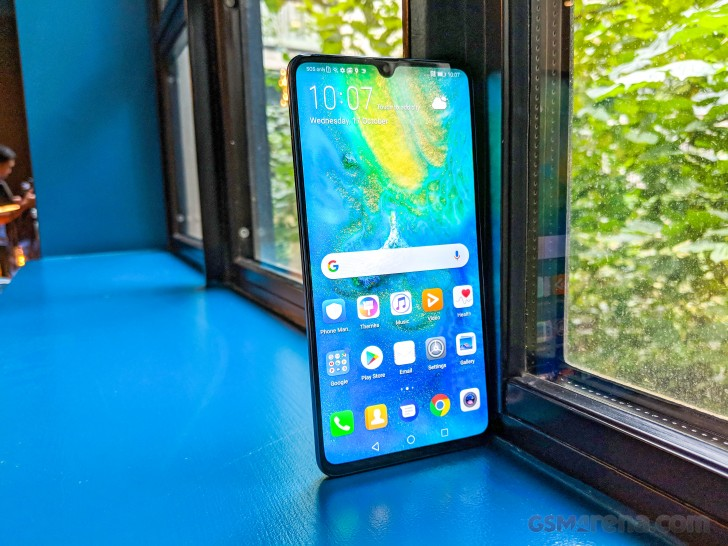 Huawei Mate 20 X Hands-on review