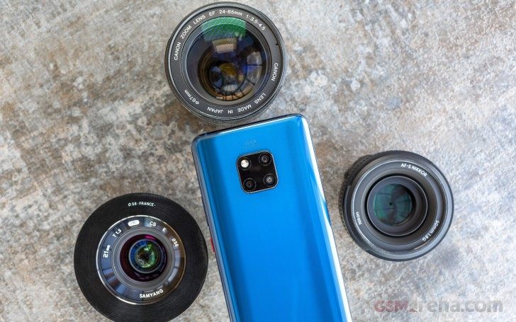 reputable site 12872 f286f Huawei Mate 20 Pro review - GSMArena.com tests