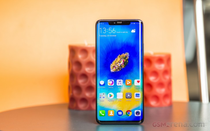 Huawei Mate 20 Pro review: Lab tests - display, battery life