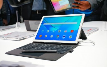 Huawei MediaPad M5 hands-on
