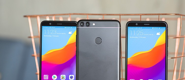 Huawei P Smart review: Camera