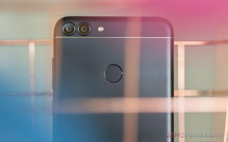 new arrival 1cca4 dd2df Huawei P Smart review: Camera