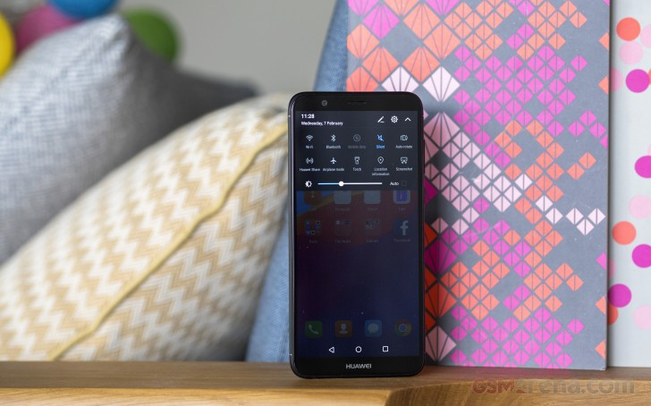 Huawei P Smart review: Software and performance