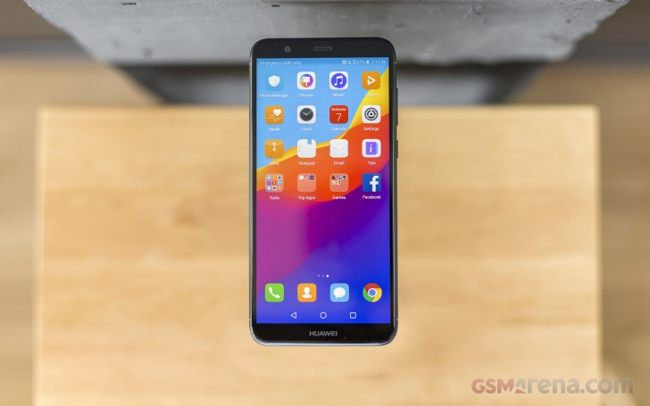 Huawei P Smart Review Gsmarenacom Tests