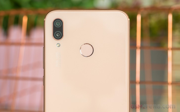 Huawei P20 Lite review: Camera