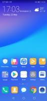 Home screen 1 - Huawei P20 Lite review