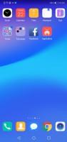 Home screen 2 - Huawei P20 Lite review