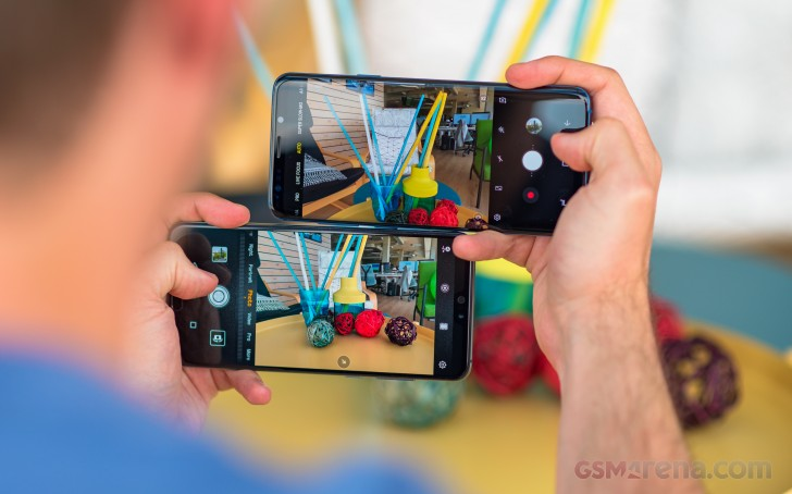 Huawei P20 Pro vs  Samsung Galaxy S9+: Camera architecture, hardware