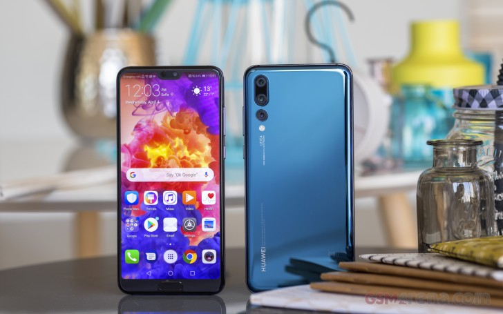 Huawei P20 Pro review - GSMArena com tests
