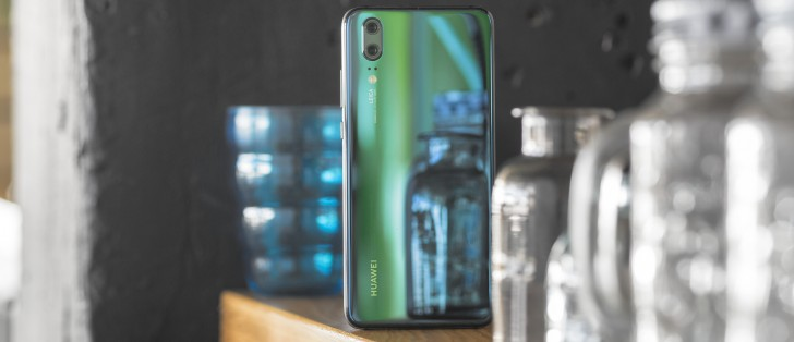 Huawei P20 review - GSMArena com tests