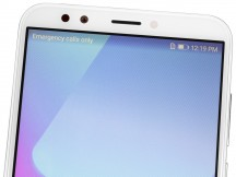 Top bezel stuff - Huawei Y7 Prime (2018) review