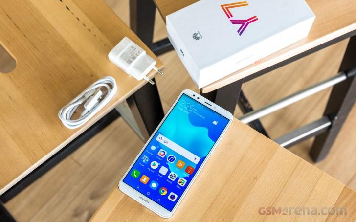 Huawei Y7 Prime (2018) review - GSMArena com tests