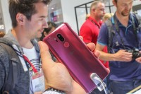 LG G7 ThinQ in Raspberry Rose - IFA2018 LG G7 review