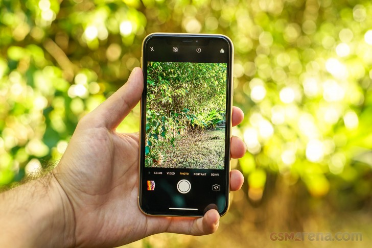 Apple iPhone XR review: Camera