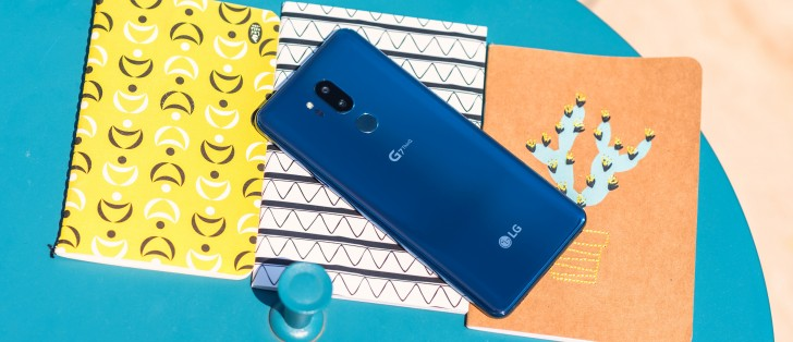 LG G7 ThinQ review: Software and performance