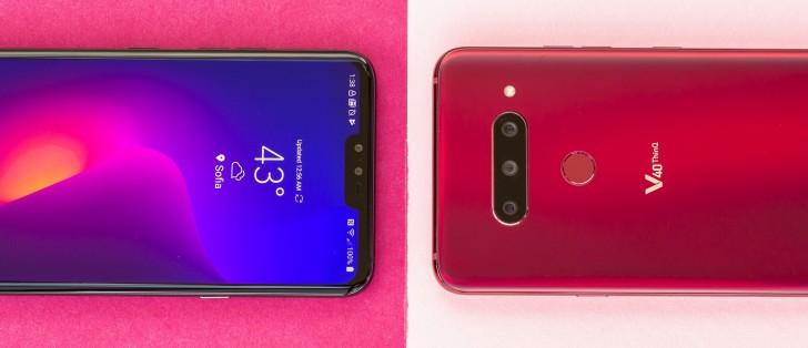 LG V40 ThinQ review - GSMArena com tests