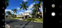 Camera UI: Triple shot - LG V40 Thinq Hands On review