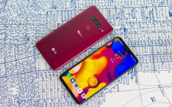 LG V40 ThinQ Android Pie update rollout expands to Europe
