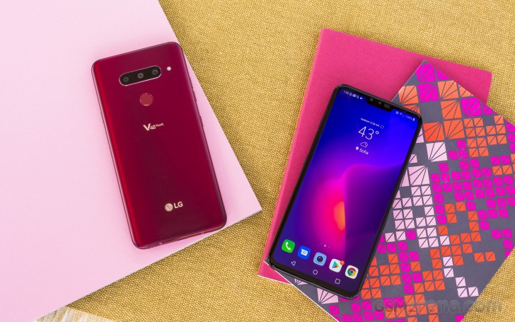 LG V40 ThinQ review: User interface, performance