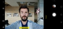Camera UI - LG V40 ThinQ review