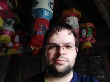 Meizu 15 selfie samples - f/2.0, ISO 209, 1/50s - Meizu 15 review